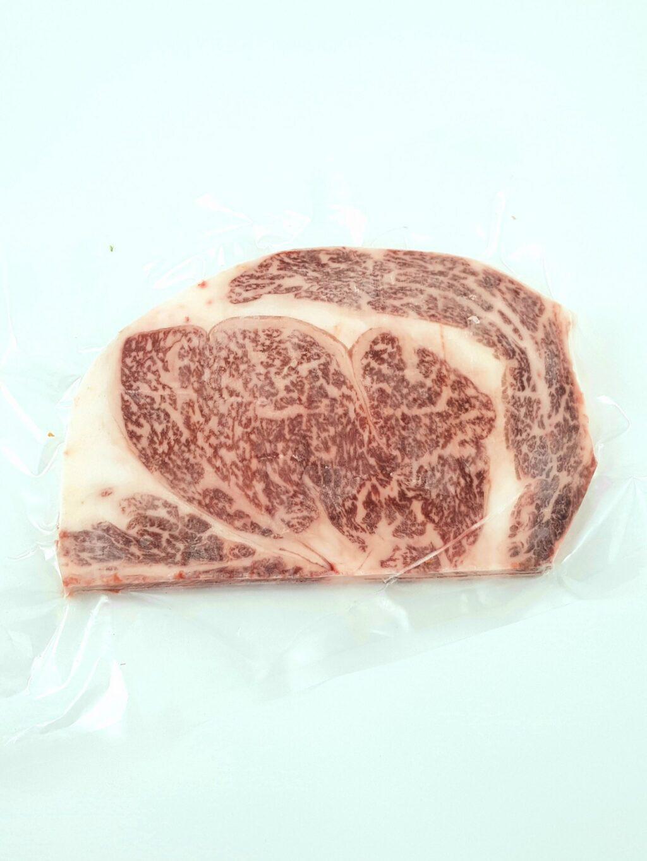 A4 Ribeye Wagyu Steak from Japan Miyazaki Kagoshima Saga