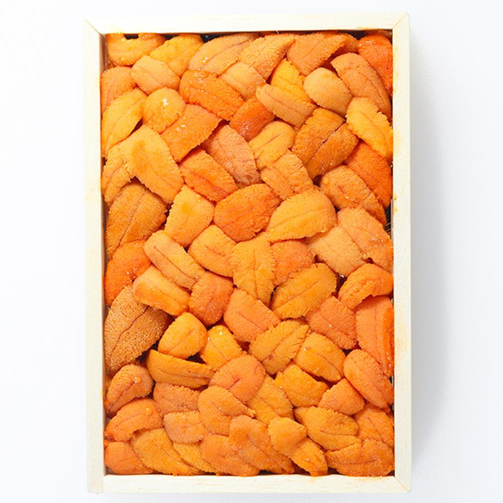 ~Toyosu Auction~Bafun Uni Sea Urchin Roe Bara Yellow (Auction Grade)