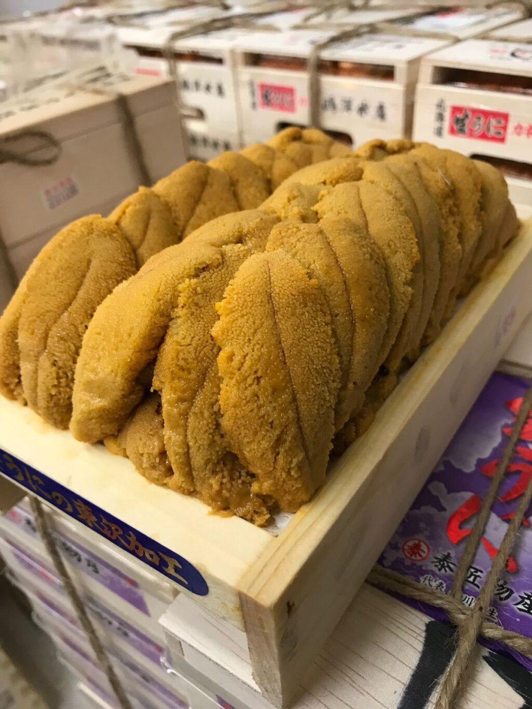 Premium Murasaki Uni, Purple Sea Urchin